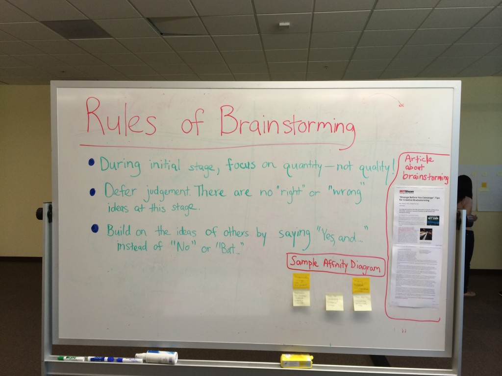 rulesOfBrainstorming